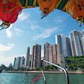 Hong Kong, China by Bill Bachmann