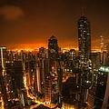 Hong Kong Gotham by Peter Thoeny