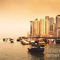 Hong Kong Harbour 02 by Pixel Chimp