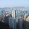 Hong Kong  by John Hines