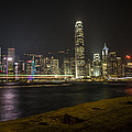 Hong Kong Skyline by Luca Sartor