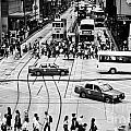 Hong Kong Street by Lana Enderle