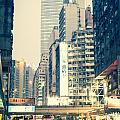 Hong Kong Street  by Tuimages