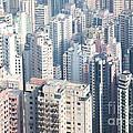 Hong Kong Suburbs by Matteo Colombo