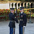 Honor Guard Inspection by John Greim