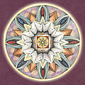 Honor Mandala by Jo Thomas Blaine
