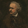 Honore Daumier by Charles-Francois Daubigny