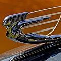 Hood Ornament by Wes and Dotty Weber