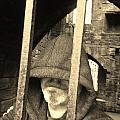 Hooded Prisoner by Gav