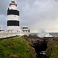 Hook Head Lighthouse by Ann O Connell