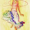 Hoop Dance by Angelique Bowman