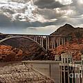 Hoover Dam Bridge by Robert Bales
