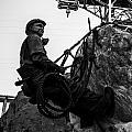 Hoover Dam Climber by Angus Hooper Iii
