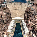 Hoover Dam From Above by Eddie Yerkish