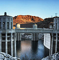 Hoover Dam by Kim Andelkovic