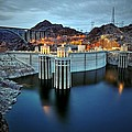 Hoover Dam by Mark Ross