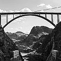 Hoover Dam Memorial Bridge by Angus Hooper Iii