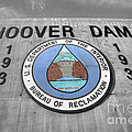 Hoover Logo  by Rob Hawkins