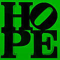 Hope In Green by Rob Hans