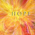 Hope by Margie Chapman
