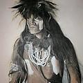 Hopi Snake Priest by Terri Ana Stokes