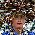 Hopi Warrior by Brenda Kean