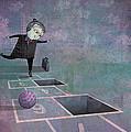 Hopscotch2 by Dennis Wunsch