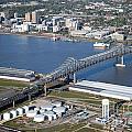 Horace Wilkinson Bridge by Bill Cobb