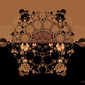Horizon Fractal by Judi Suni Hall