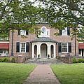Hornsby House Inn Yorktown by Teresa Mucha