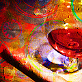 Hors D Age Cognac And Stogie by Wingsdomain Art and Photography