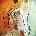 Horse 3 by Mark Ashkenazi