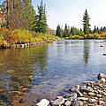 Horse Creek Wy by Heather Coen