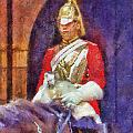 Horse Guard No.1 by Rick Lloyd