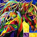 Horse Hues by Sherry Shipley