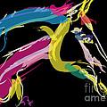Horse- Lovely Colours by Go Van Kampen