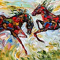 Horse Play by Karen Tarlton