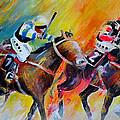Horse Racing 05 by Miki De Goodaboom