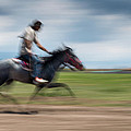 Horse Racing by Okan YILMAZ