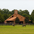 Horse Stables 2 by Maurice Smith