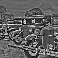 Horseless Carriages by Elvis Vaughn