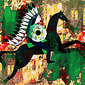 Horseman by Carlos Diaz