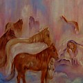 Horses In Heaven by Sandy Ryan