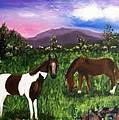 Horses by Jamie Frier
