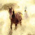 Horses Of The Mist by Greg Collins
