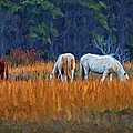 Horses On The March by Alice Gipson