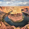 Horseshoe Bend by David Burks