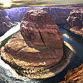 Horseshoe Bend by Stan Rose