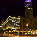 Horseshoe Casino Cleveland by Frozen in Time Fine Art Photography