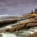 Horseshoes Beach by Peter Tellone